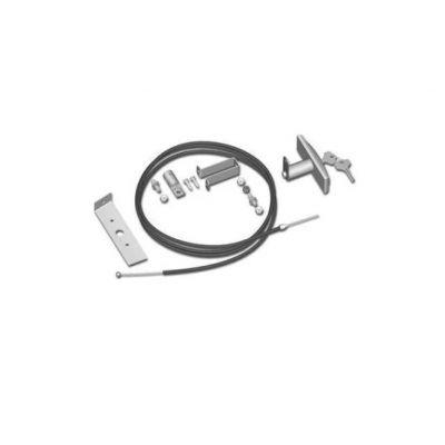 Комплект внешней разблокировки привода Roger RL-655 с рукояткой - Фото 1