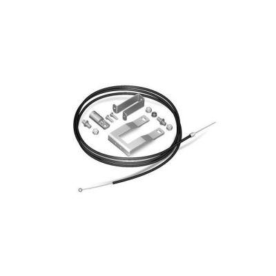 Комплект внешней разблокировки привода Roger RL-654 без рукоятки - Фото 1