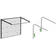 Принцип конструкции гаражных ворот