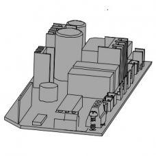 Контроллер (блок/плата) управления к приводу секционных гаражных ворот V6000 CAME 119RIE166