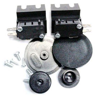 Концевые выключатели (в сборе) для шлагбаума CAME G4040/G2080 CAME 119RIG141 - Фото 1