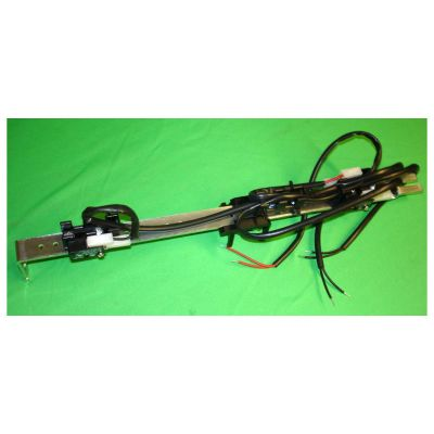 """Направляющая с микровыключателями (""""концевиками"""") для распашных приводов CAME ATI-3024 CAME 119RID197 - Фото 1"""