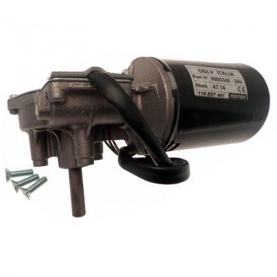 Моторедуктор к приводу секционных гаражных ворот серии VER V900E CAME 119RIE132
