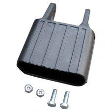 Концевая заглушка для цепной направляющей (шины): V0679-V0682-V0683 CAME 119RIE111