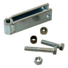 """Задний кронштейн (""""хвостовик задний"""") для распашных приводов CAME серии Krono, ATI, AXO CAME 119RID098"""