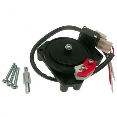 Концевые выключатели в сборе к приводам секционных гаражных ворот серии VER: V600, V700 CAME 119RIE130 - Фото 1