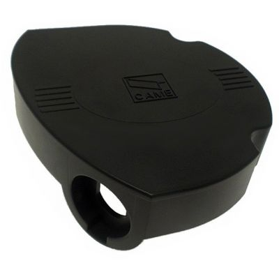 Крышка корпуса (чёрная) для рычажных приводов FAST (F7000/F7001) CAME 119RID220 - Фото 1