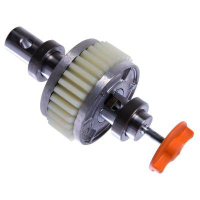 Вал моторедуктора (вал выходной) для откатных приводов CAME серии BX CAME 119RIBX007 - Фото 1
