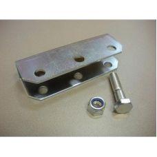 Скоба крепления к воротам для привода FERNI F1000 CAME 119RID077