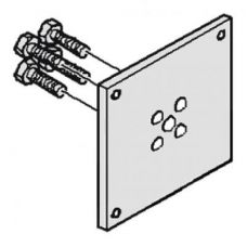Пластина для крепления стрелы шлагбаума CAME G3250/G3750 CAME 119RIG326