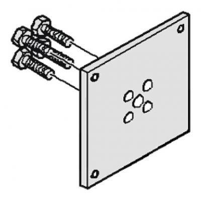 Пластина для крепления стрелы шлагбаума CAME G3250/G3750 CAME 119RIG326 - Фото 1