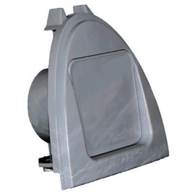 Крепление для аксессуар управления/фотоэлементов в верхней крышке стойки шлагбаума CAME G2080Z CAME 119RIG136 - Фото 1