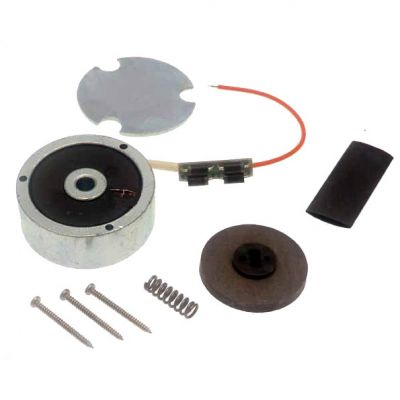 Электромагнит (в сборе) для распашных приводов CAME серии ATI 230В: A3000/A5000 CAME 119RID110 - Фото 1