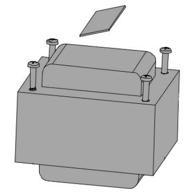 Трансформатор к приводу гаражных ворот V6000 CAME 119RIR445 - Фото 1