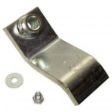 """Кронштейн передний (""""передняя монтажная пластина крепления"""") для распашных приводов CAME: ATI 3000/3024, ATI 5000/5024 CAME 119RID203"""