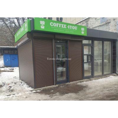 Роллет на двери 1000 х 2100 цена, купить в Киев. - Фото 1