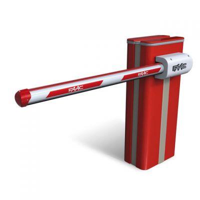 Автоматический шлагбаум FAAC B680H Rapid WINTER -40°C стрела 4,3 м