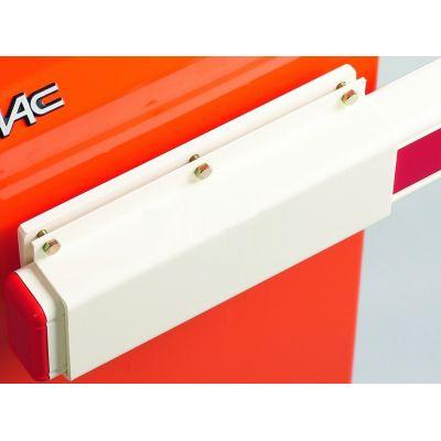Кронштейн для крепления прямоугольной стрелы для шлагбаума Faac 640  - Фото 1