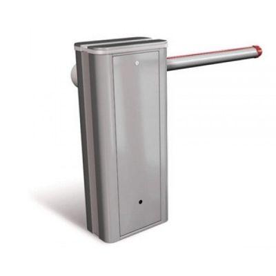 Тумба для шлагбаума FAAC B680H серого цвета RAL 9006 - Фото 1
