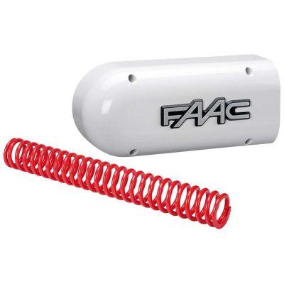 Кронштейн для крепления стрелы и балансировочная пружина L для шлагбаума Faac - Фото 1