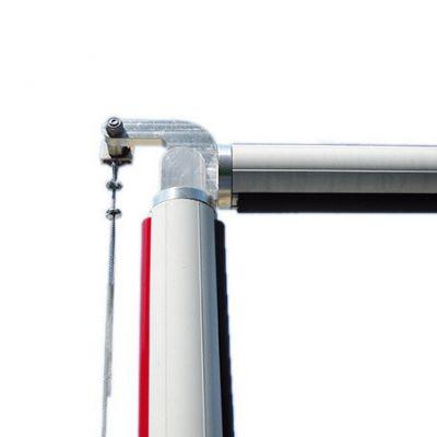 Шарнирный узел для круглой стрелы S шлагбаума Faac (макс. 4 м) для шлагбаума B614  - Фото 1