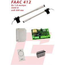 Автоматика FAAC 412