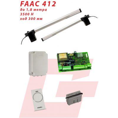 Автоматика FAAC 412 - Фото 1