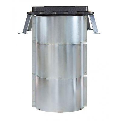 FAAC: Подземный бокс JP 275/600 (для Боллард высотой 600 мм в комплекте с рамой)
