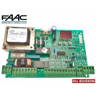 Плата управления FAAC 455 D - Фото 1