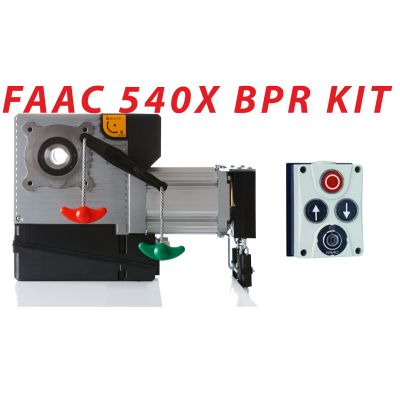 Автоматика для промышленных ворот FAAC 540 V BPR