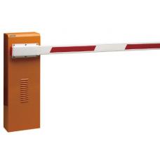 Стойка гидравлического шлагбаума 640 Rapid LH со встроенным блоком управления 624 BLD