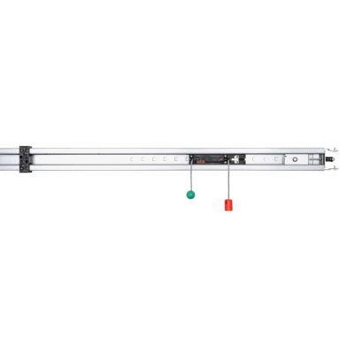 Рейка ременная SZ-11SL длина 3080 мм для ворот высотой до 2280 мм - Фото 1