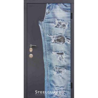 Двери Steelguard Denim - Фото 1