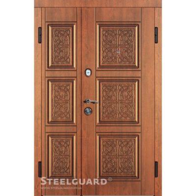 Двери Steelguard Etna light big - Фото 1