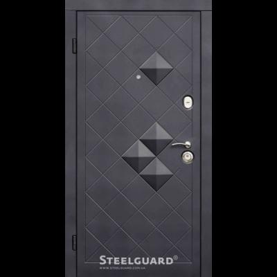 Двери Steelguard Luxor (Кубики) - Фото 1