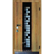 Двери Steelguard Manhattan Golden