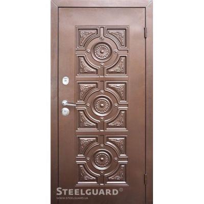 Двери Steelguard Модель №11 - Фото 1