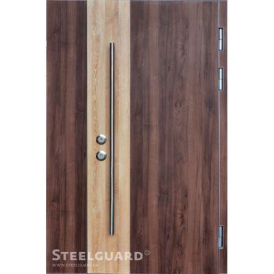 Двери Steelguard Модель №3 - Фото 1