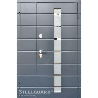 Двери Steelguard Модель №6 - Фото 1
