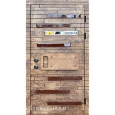 Двери Steelguard Модель №7