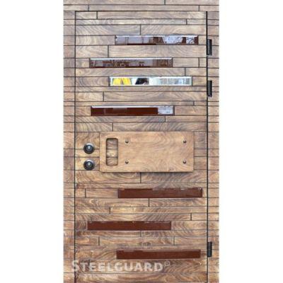 Двери Steelguard Модель №7 - Фото 1