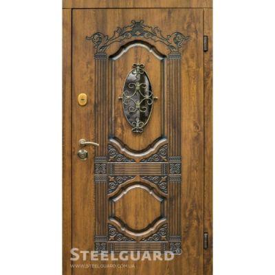 Двери Steelguard Sangria glass - Фото 1