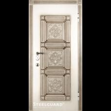 Двери Steelguard SG-12 White