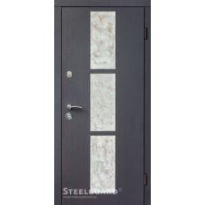 Двери Steelguard Stone-V wenge