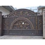 Откатные кованные ворота по разумной цене в Киеве, Суммах, Чернигове.