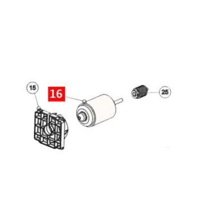 Электродвигатель TOONA4024, 5024, WINGO4024, 5024, X-Metro (MDC1788R01) - Фото 1