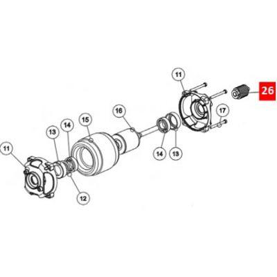 Червяк TOONA (PMD1650.4610) - Фото 1