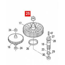 Втулка POP  (PMCBR2.4630)