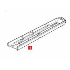 Корпус MOBY MB5000, Wingo WG5000 передний нижний (BMGWALBR04.45673)