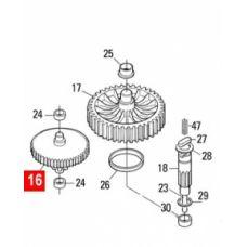Шестерня промежуточная POP (PMD0724.4610)